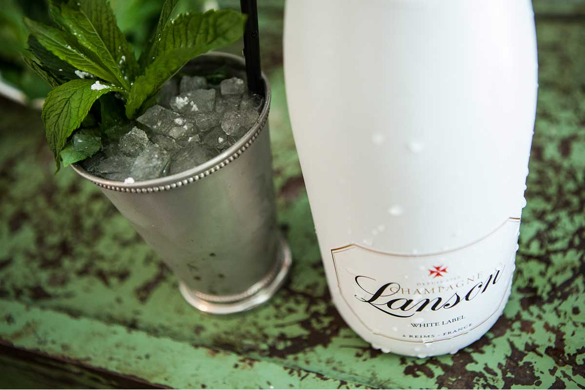 Lofting dy style LANSON Champagne